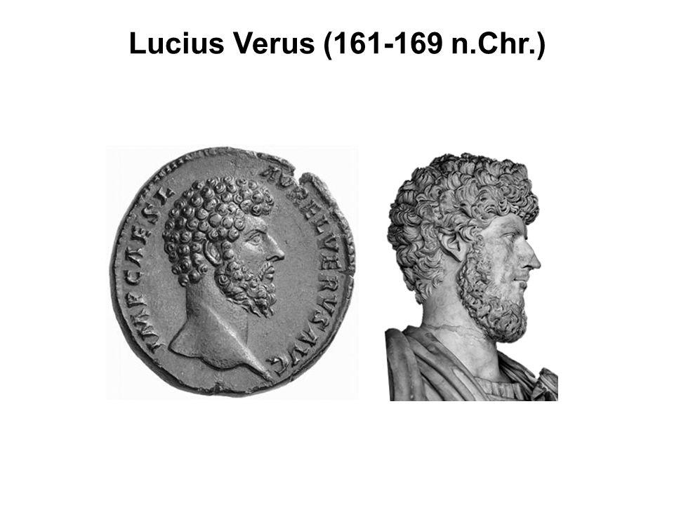 Lucius Verus (161-169 n.Chr.)