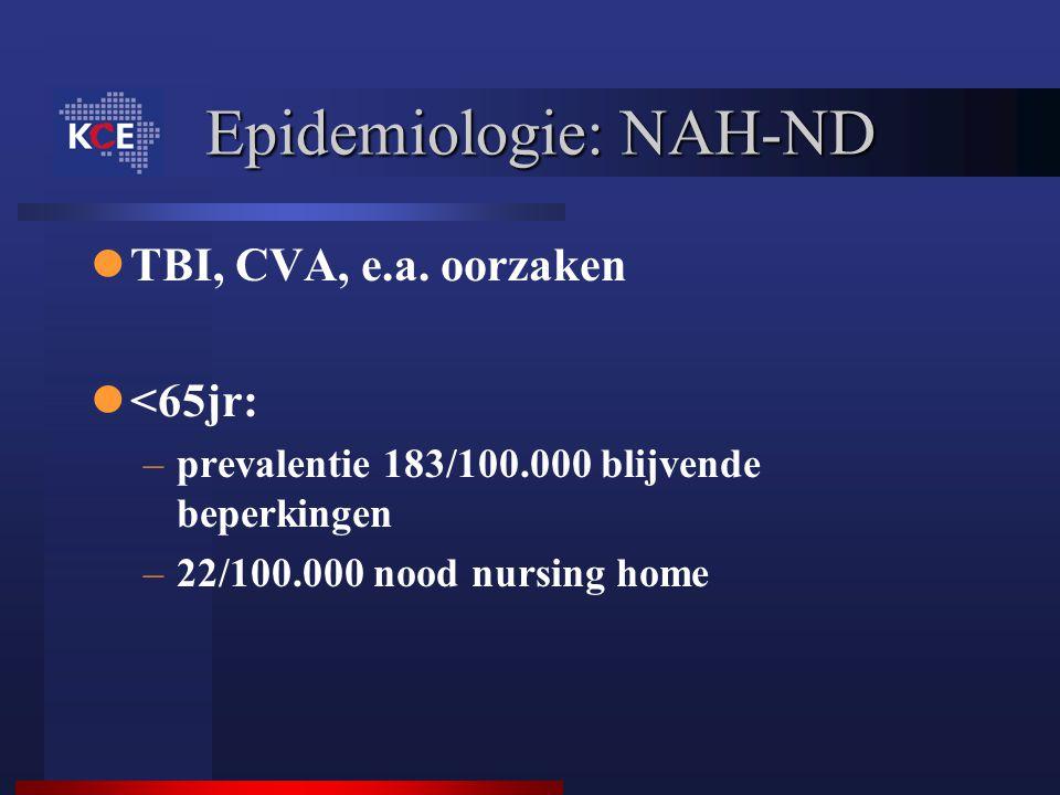 Epidemiologie: NAH-ND