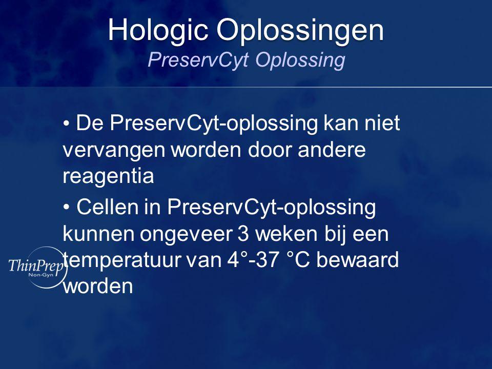 Hologic Oplossingen PreservCyt Oplossing