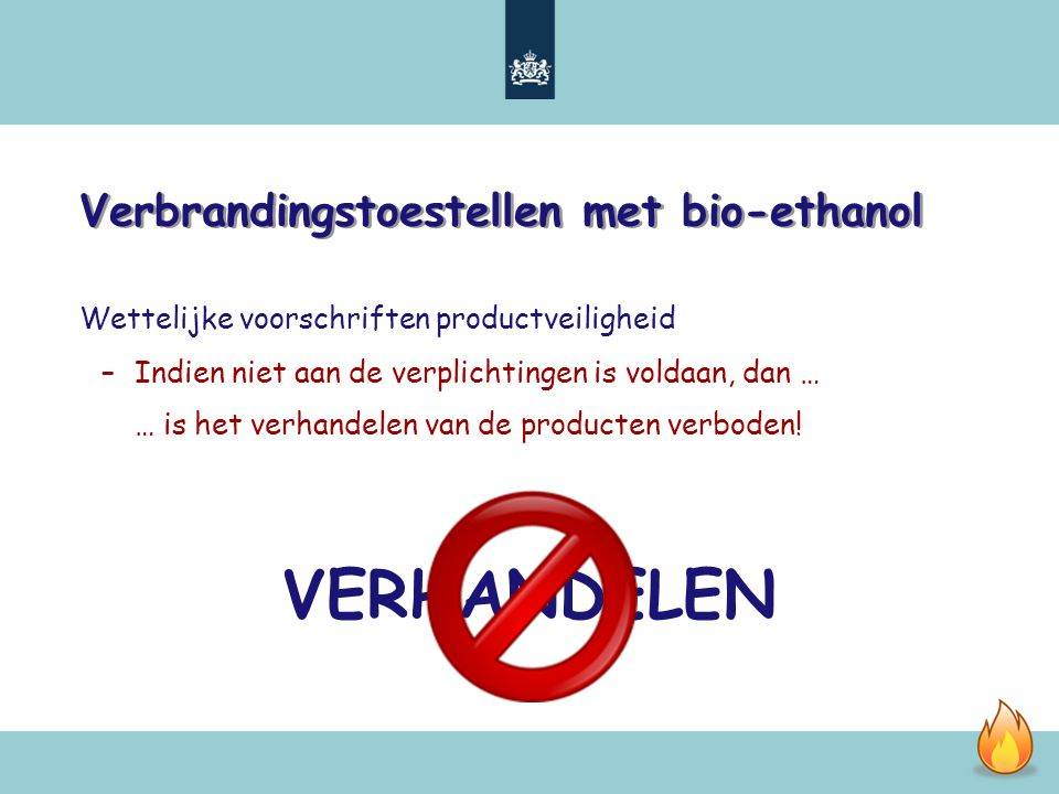 Verbrandingstoestellen met bio-ethanol