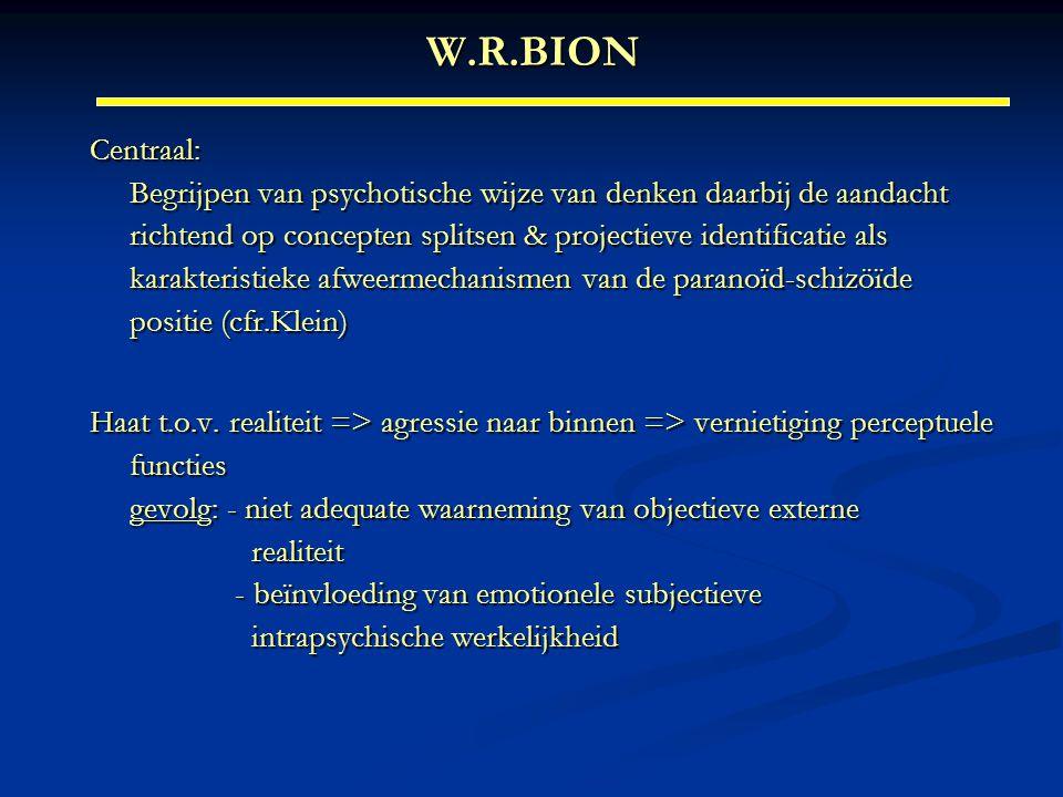 W.R.BION