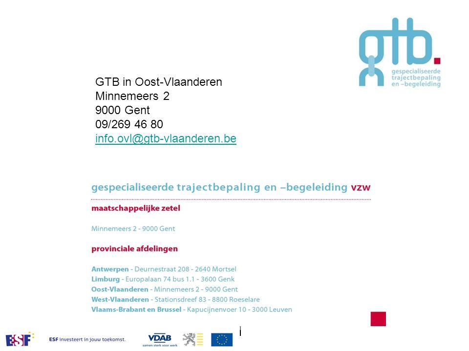GTB in Oost-Vlaanderen