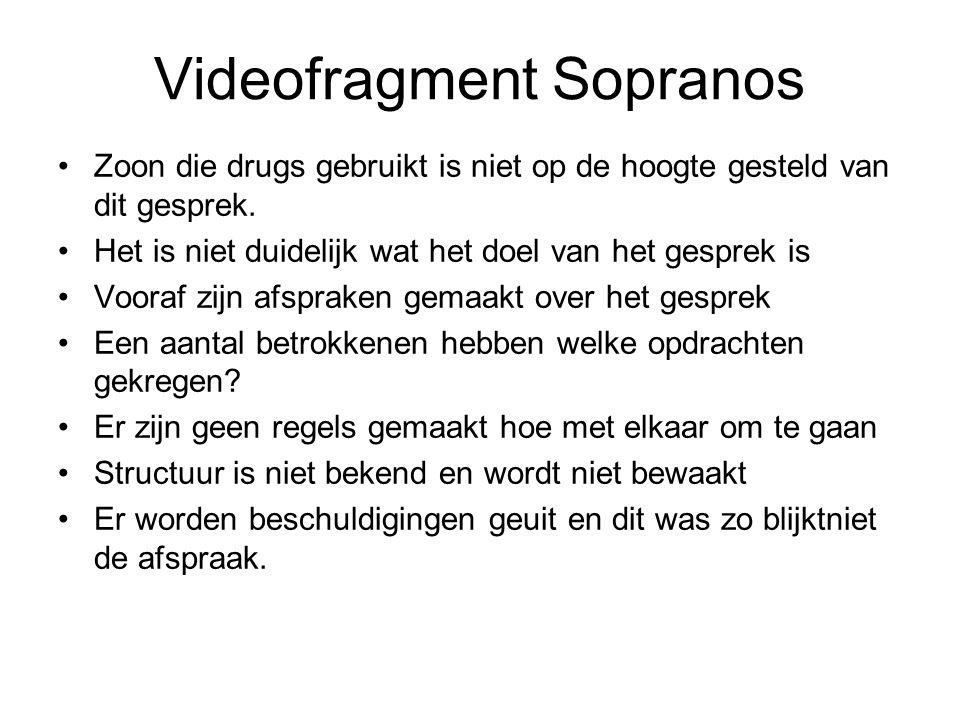 Videofragment Sopranos