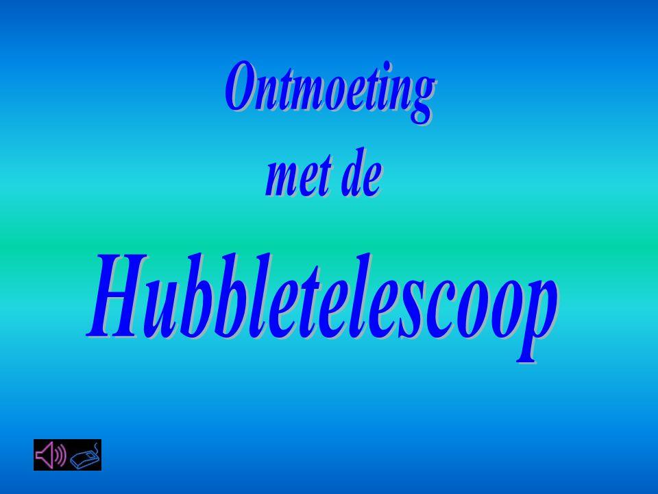 Ontmoeting met de Hubbletelescoop