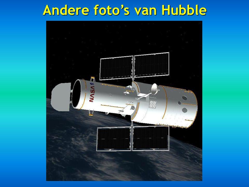 Andere foto's van Hubble