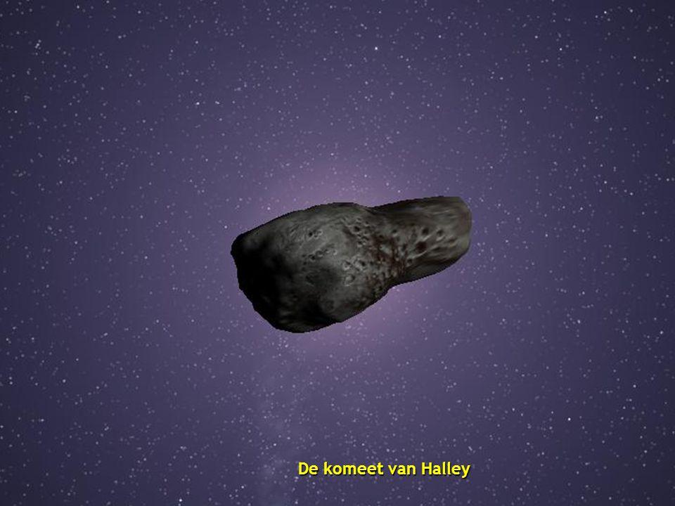 De komeet van Halley