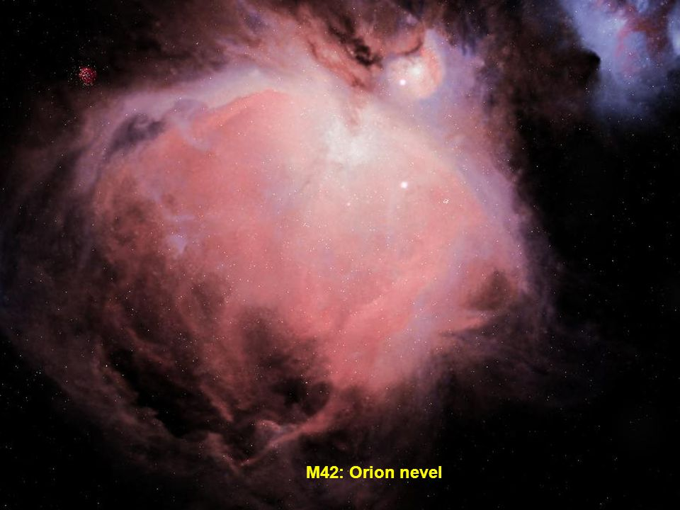 M42: Orion nevel