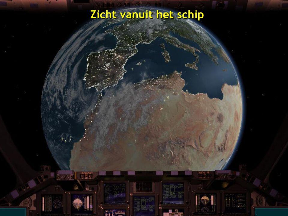 Zicht vanuit het schip