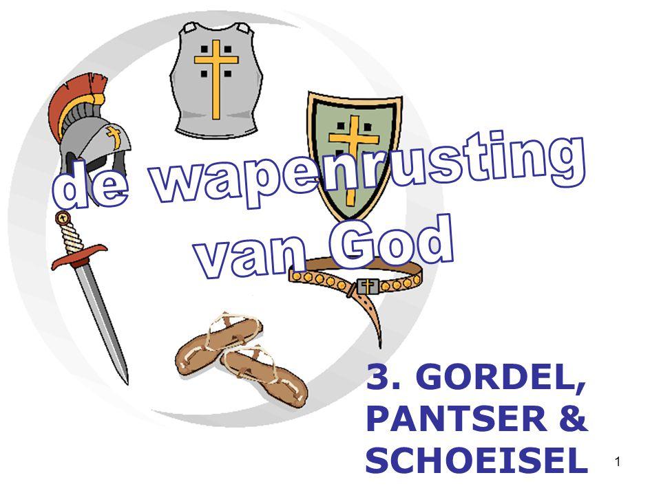 3. GORDEL, PANTSER & SCHOEISEL