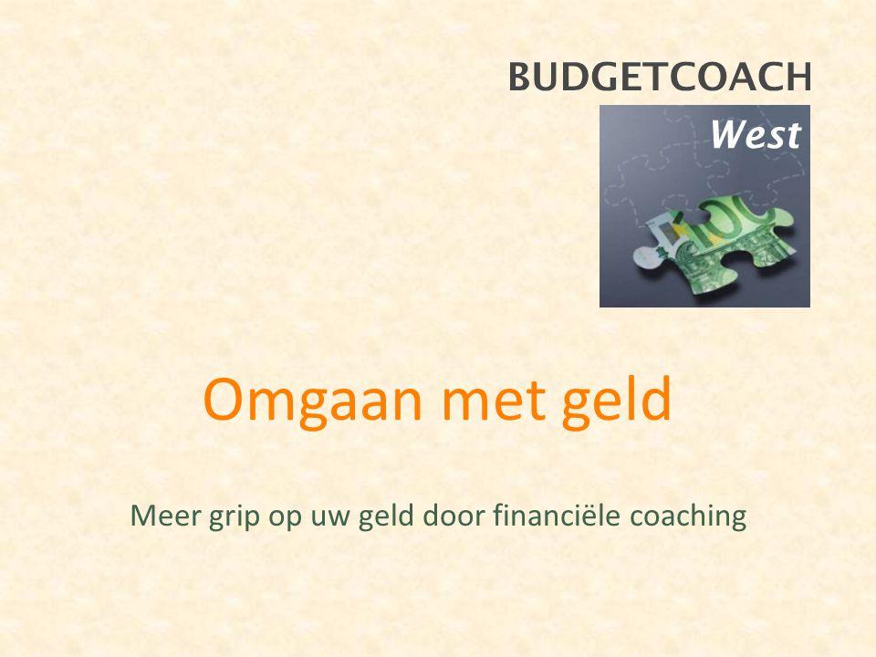 Meer grip op uw geld door financiële coaching