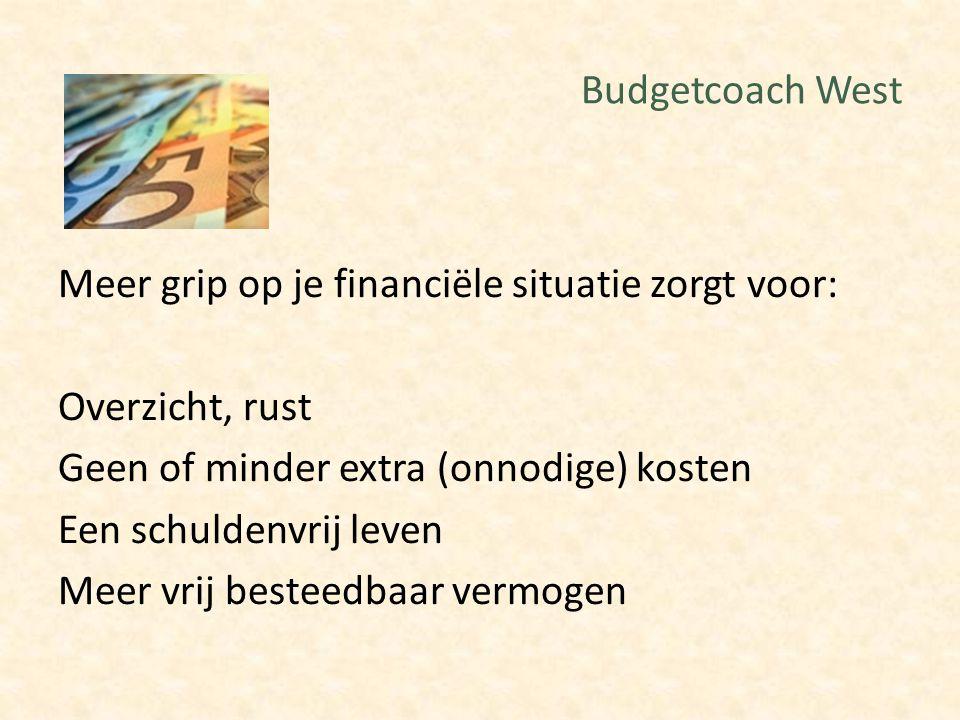 Budgetcoach West