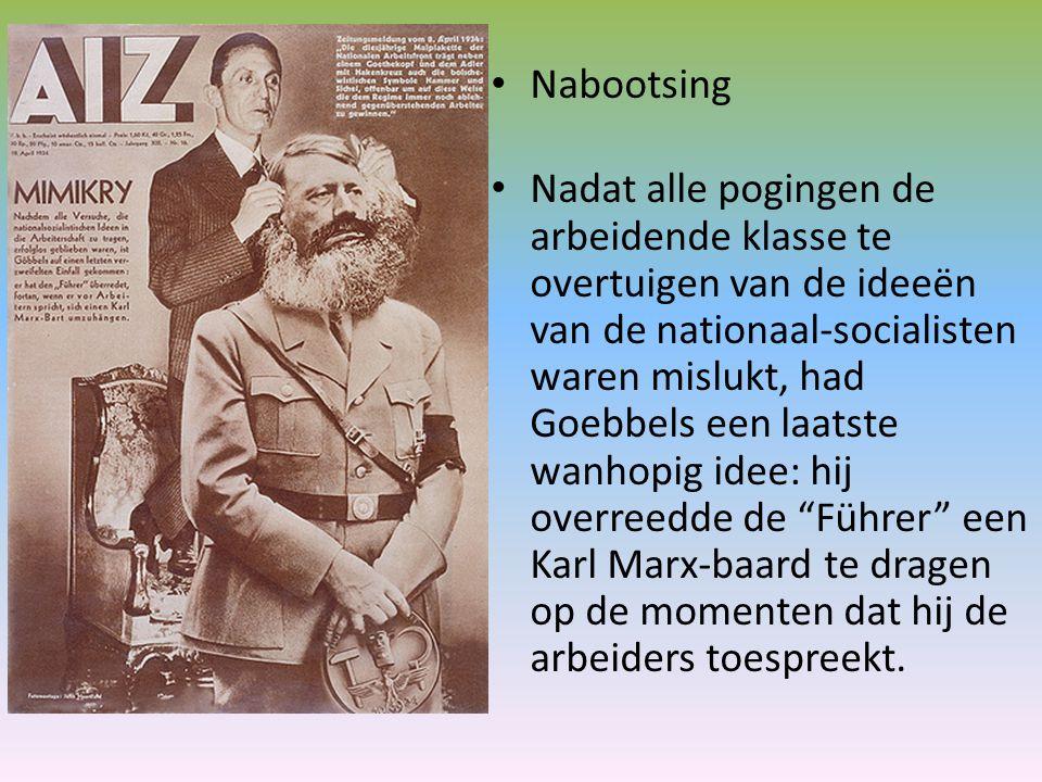 Nabootsing