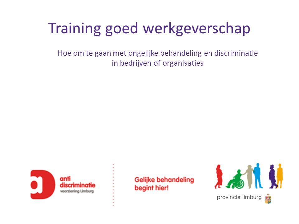 Training goed werkgeverschap