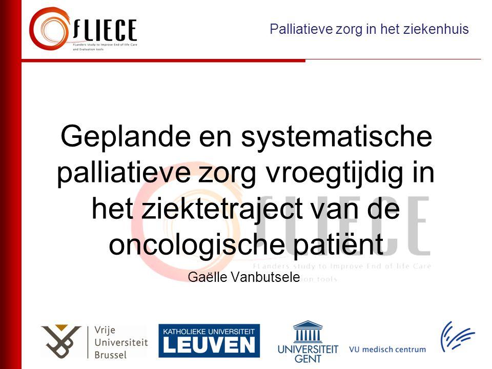 Gebruikerscommissie 3.12.09 Gaëlle Vanbutsele