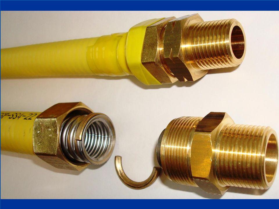 TRAC-PIPE Boven: autovulkaniserende band. Onder: detail van de onderdelen. NBN D51-003 addendum 1 - deel 2.