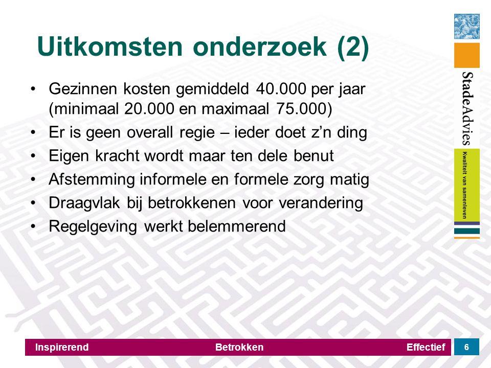 Uitkomsten onderzoek (2)