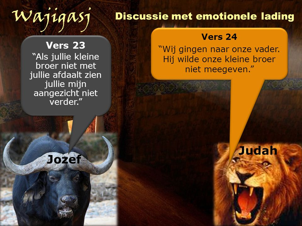 Discussie met emotionele lading