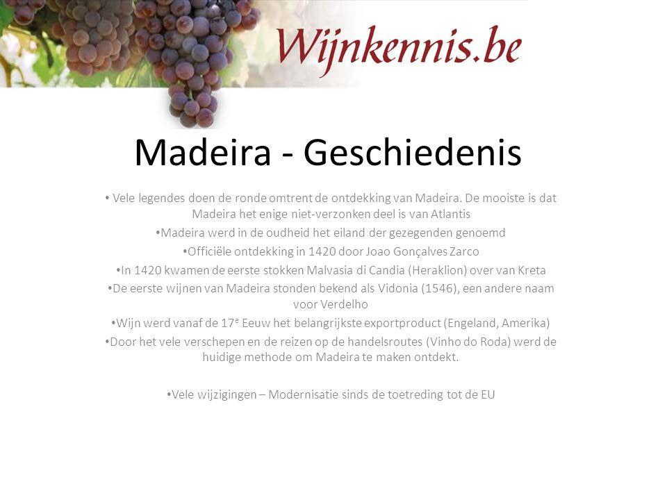 Madeira - Geschiedenis