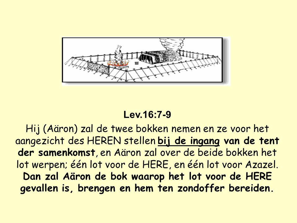 Lev.16:7-9