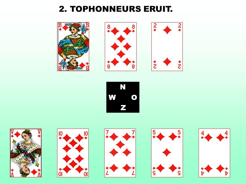 2. TOPHONNEURS ERUIT. N W O Z