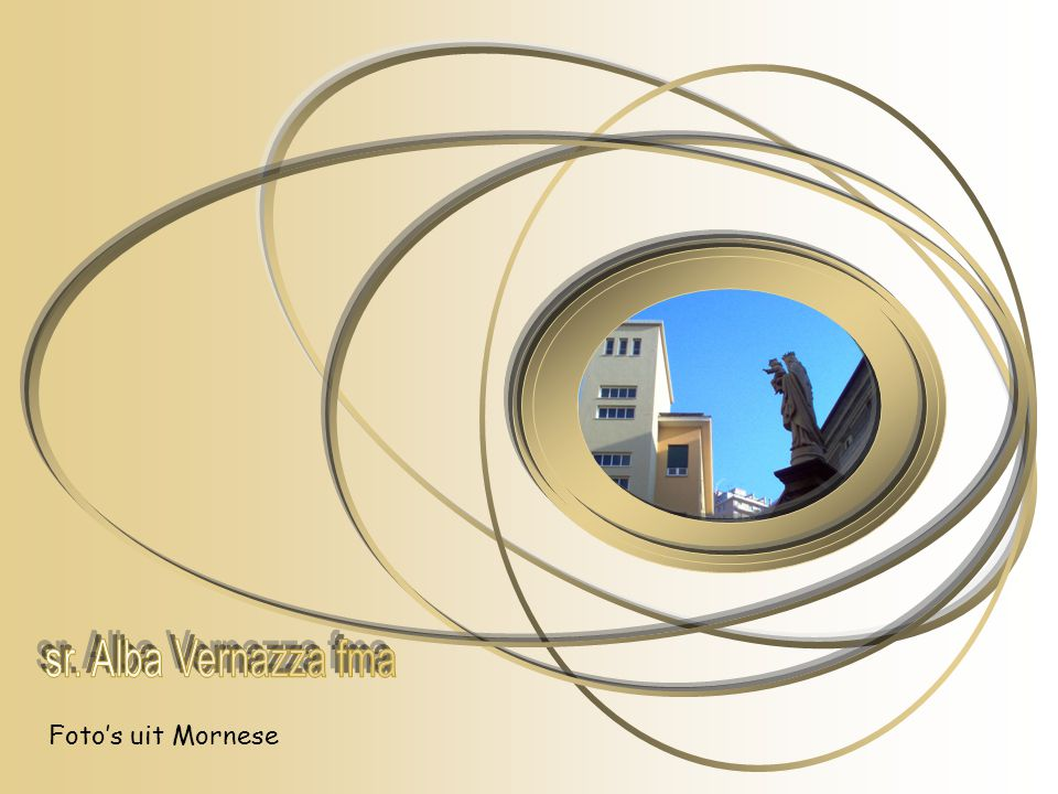 sr. Alba Vernazza fma Foto's uit Mornese