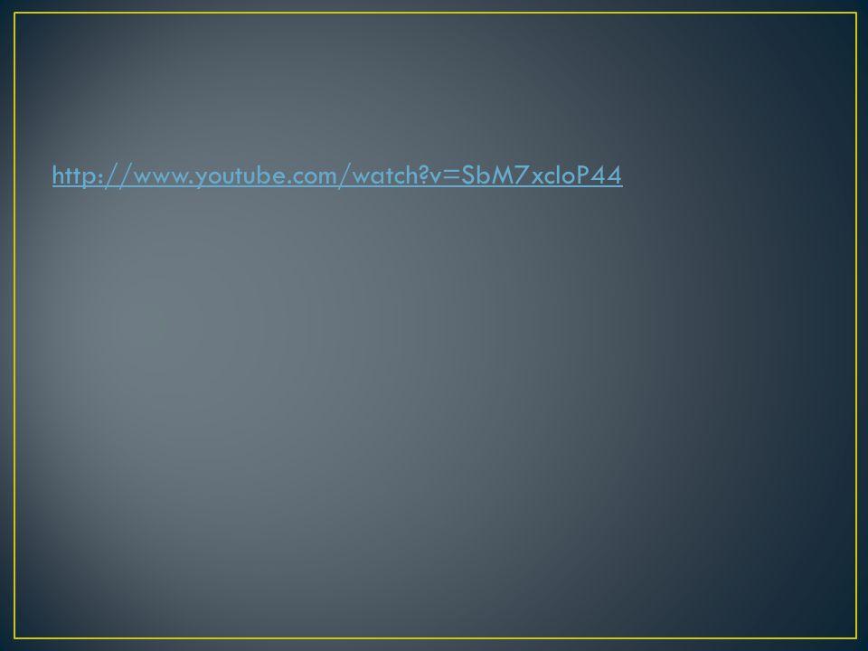 http://www.youtube.com/watch v=SbM7xcloP44