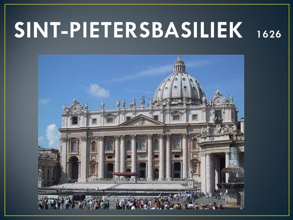 SINT-PIETERSBASILIEK 1626