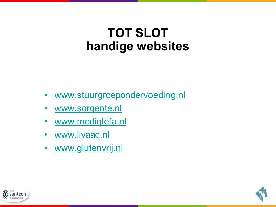 TOT SLOT handige websites