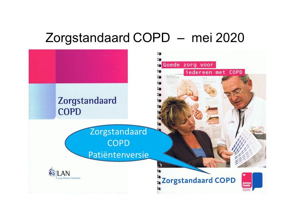 Zorgstandaard COPD – mei 2020