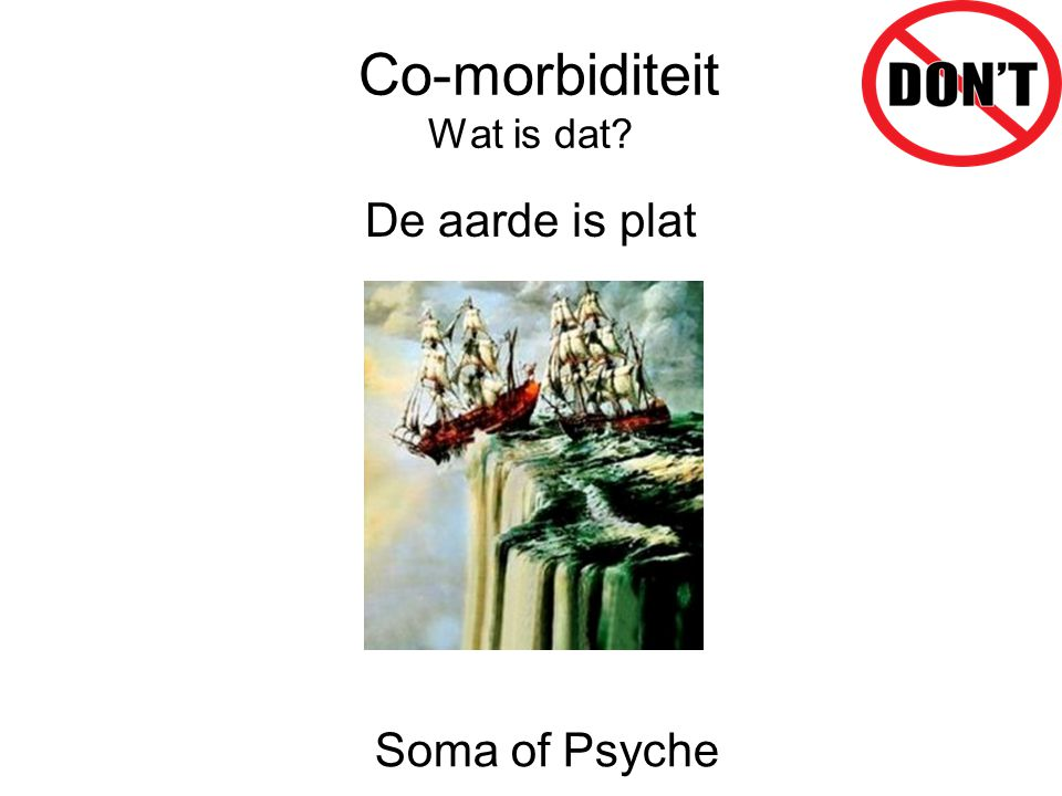 Co-morbiditeit Wat is dat