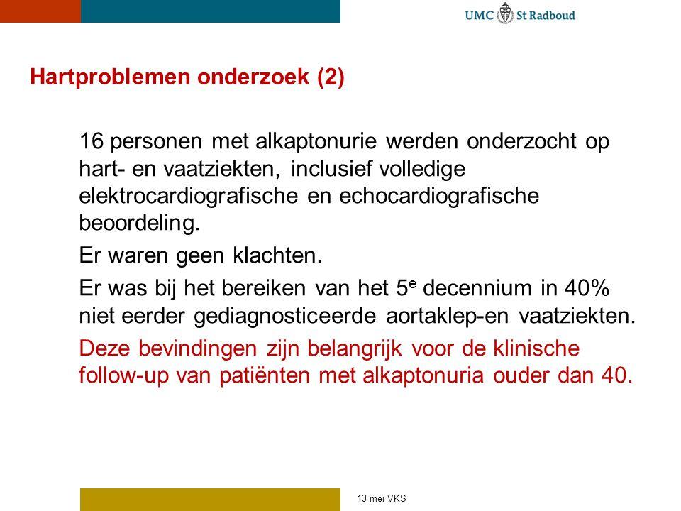 Hartproblemen onderzoek (2)