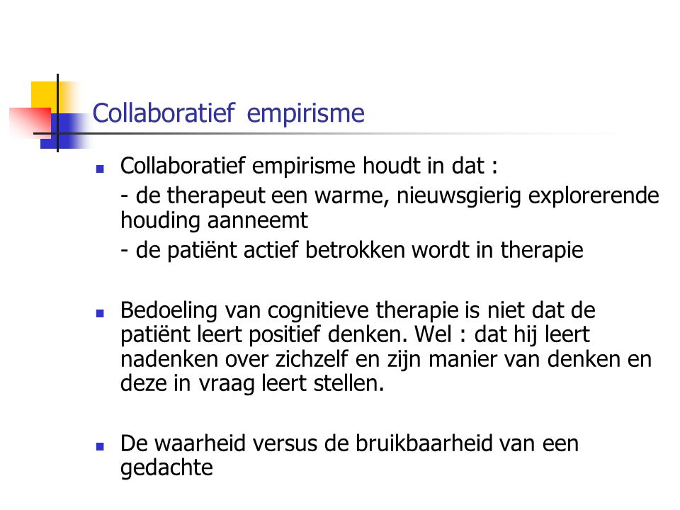 Collaboratief empirisme