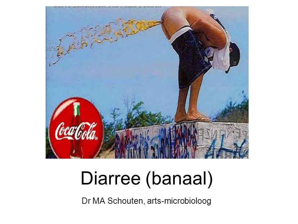Dr MA Schouten, arts-microbioloog