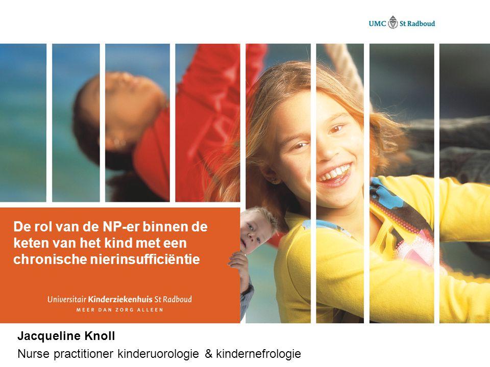 Jacqueline Knoll Nurse practitioner kinderuorologie & kindernefrologie