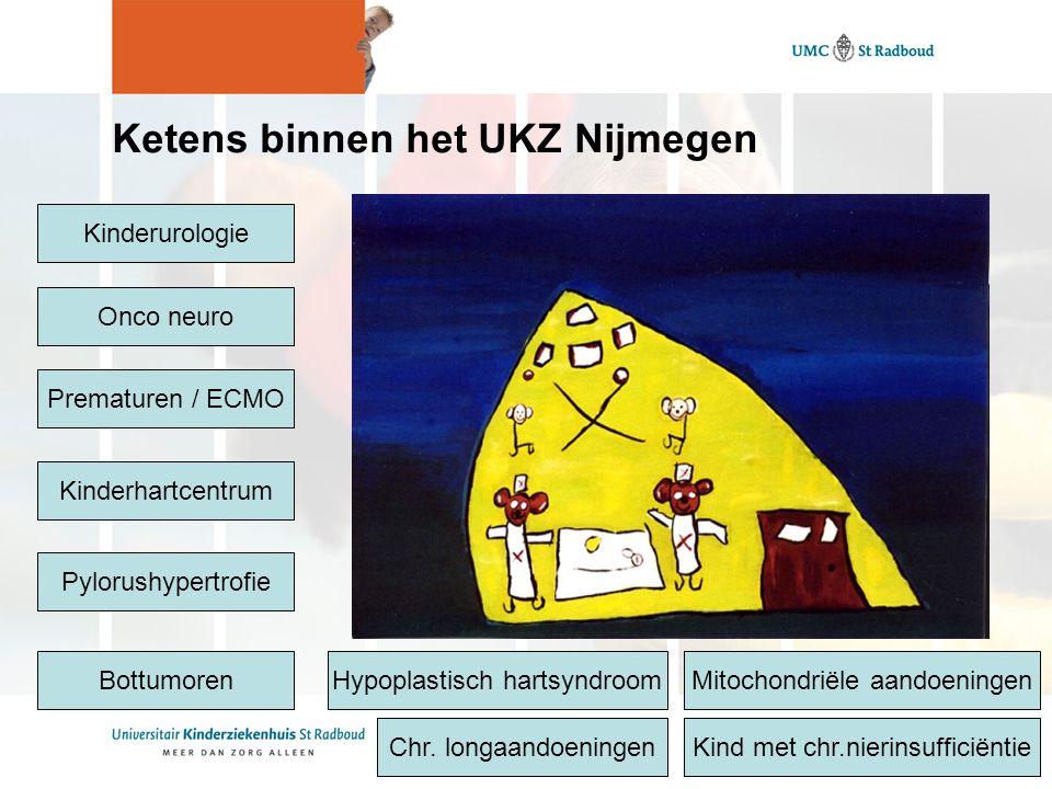 Ketens binnen het UKZ Nijmegen