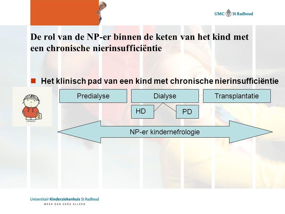 NP-er kindernefrologie
