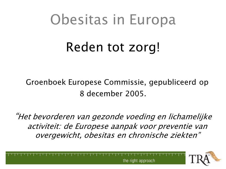 Groenboek Europese Commissie, gepubliceerd op