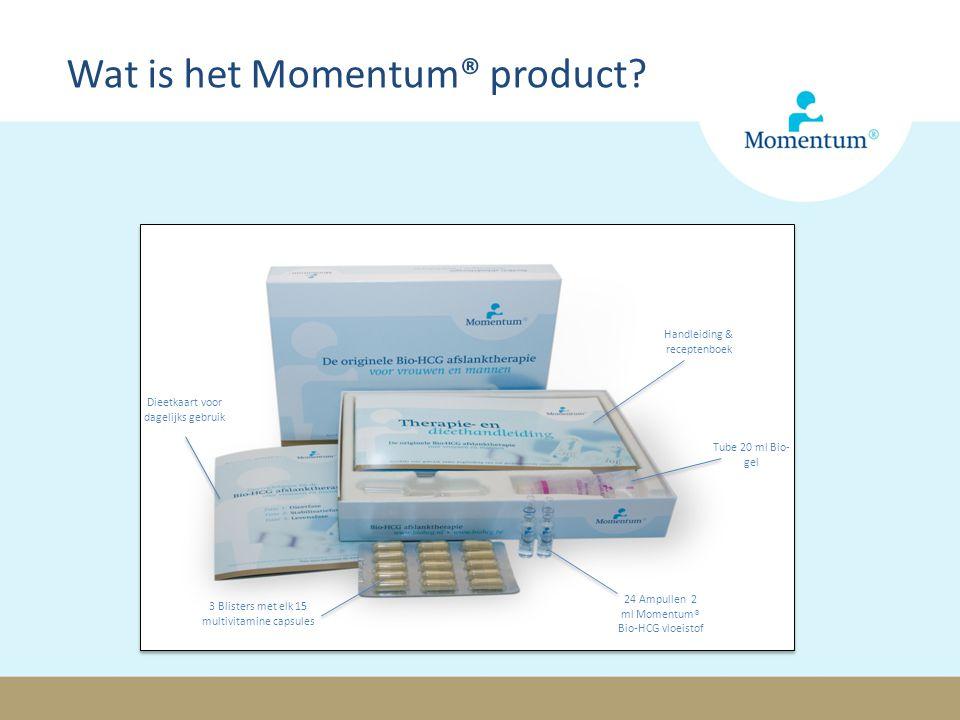 Wat is het Momentum® product