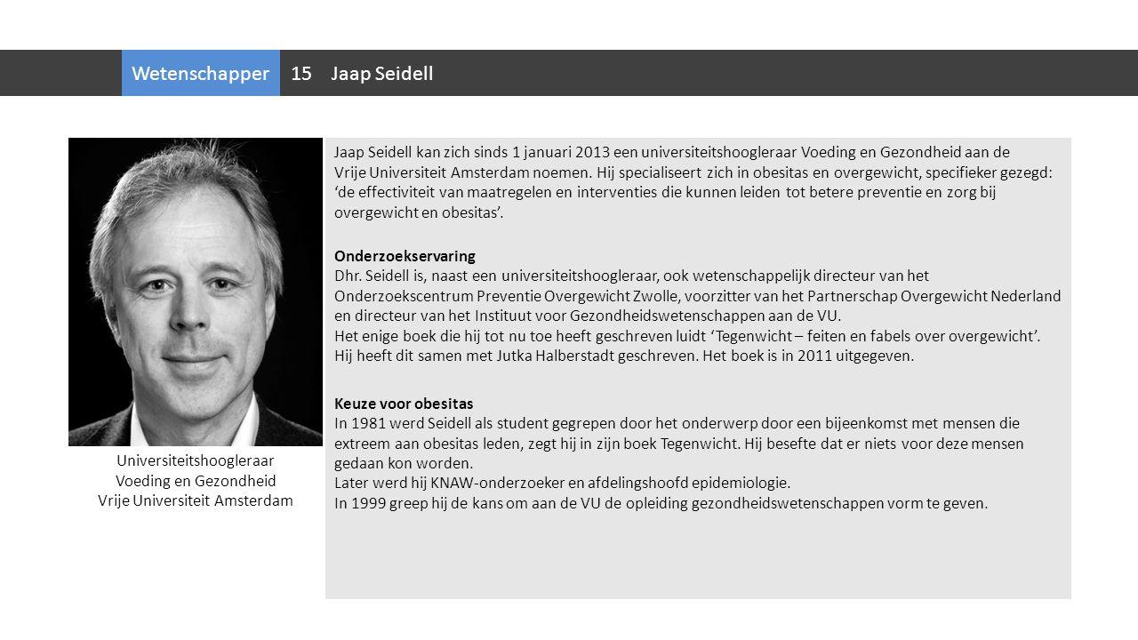 15 Jaap Seidell.