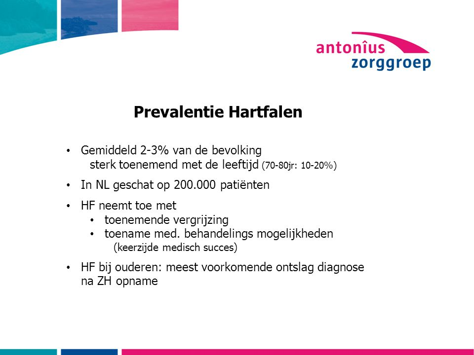 Prevalentie Hartfalen