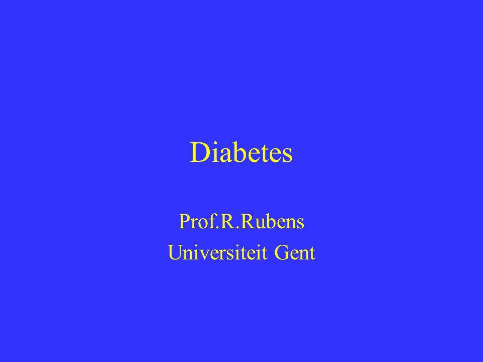 Prof.R.Rubens Universiteit Gent