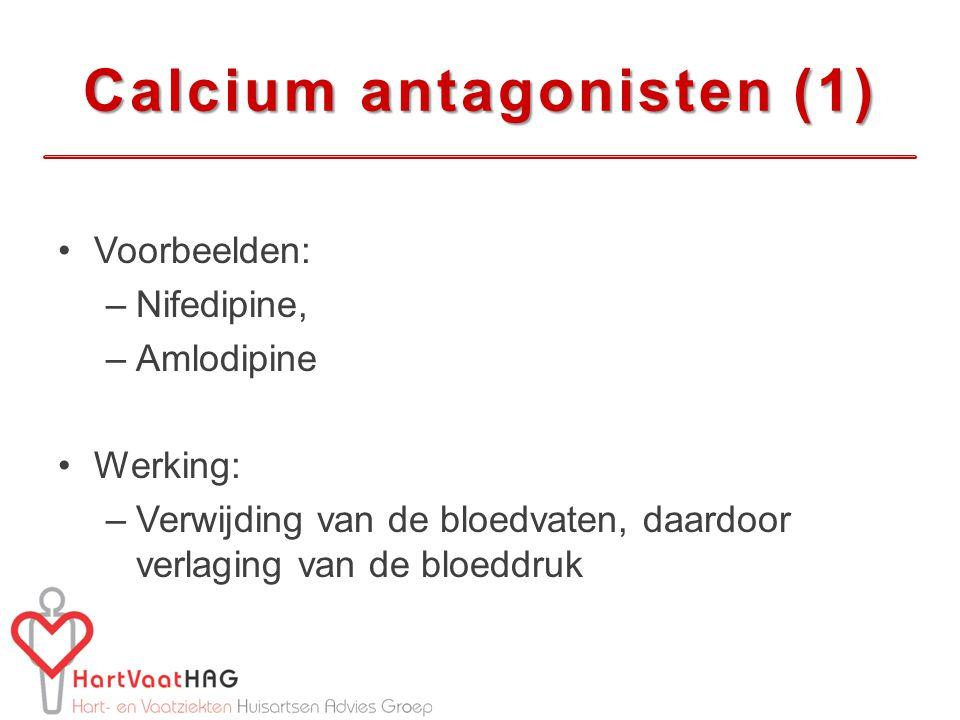 Calcium antagonisten (1)