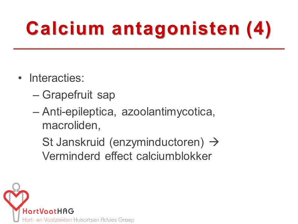 Calcium antagonisten (4)