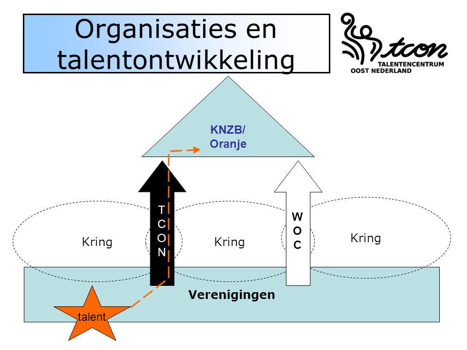 Organisaties en talentontwikkeling