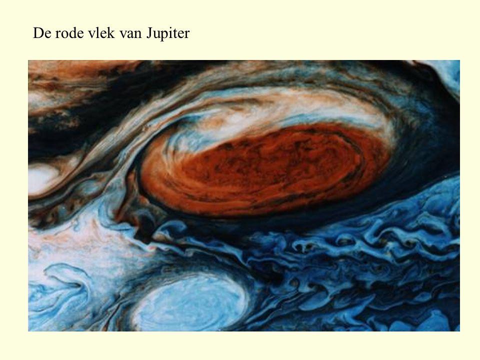 De rode vlek van Jupiter