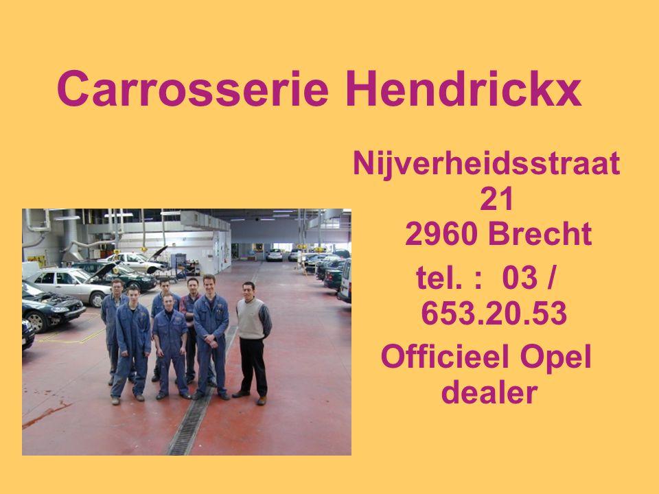 Carrosserie Hendrickx
