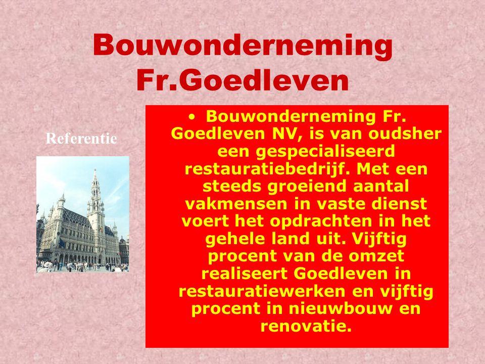 Bouwonderneming Fr.Goedleven