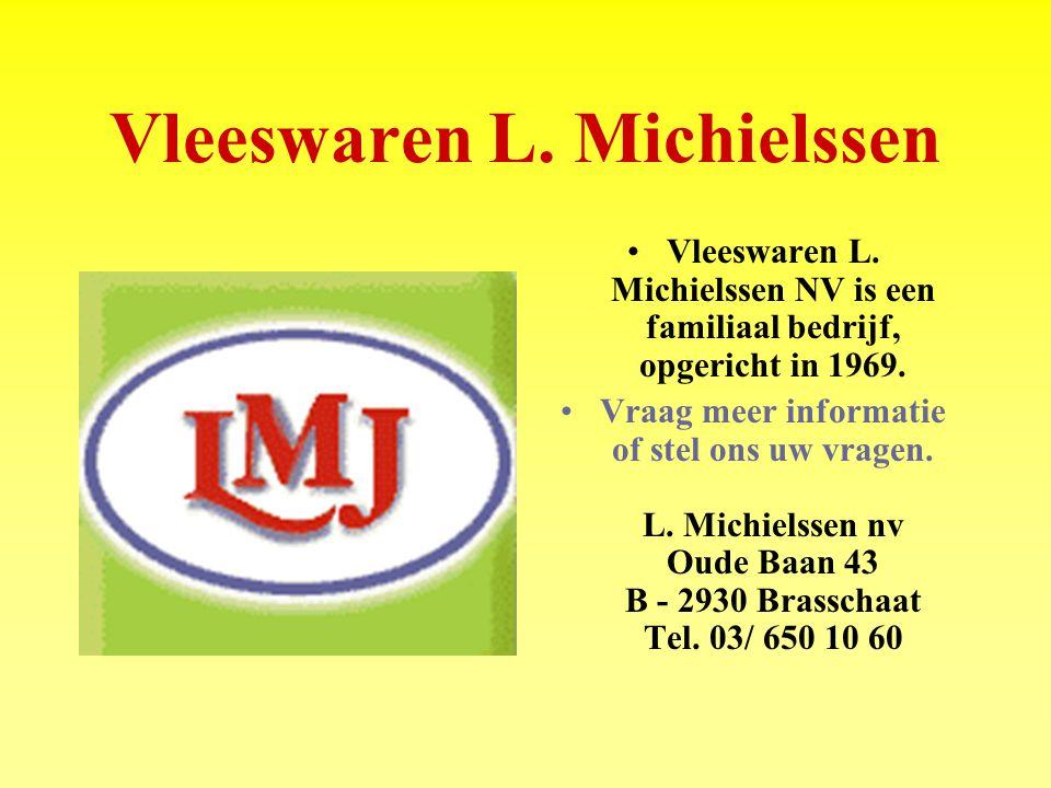 Vleeswaren L. Michielssen
