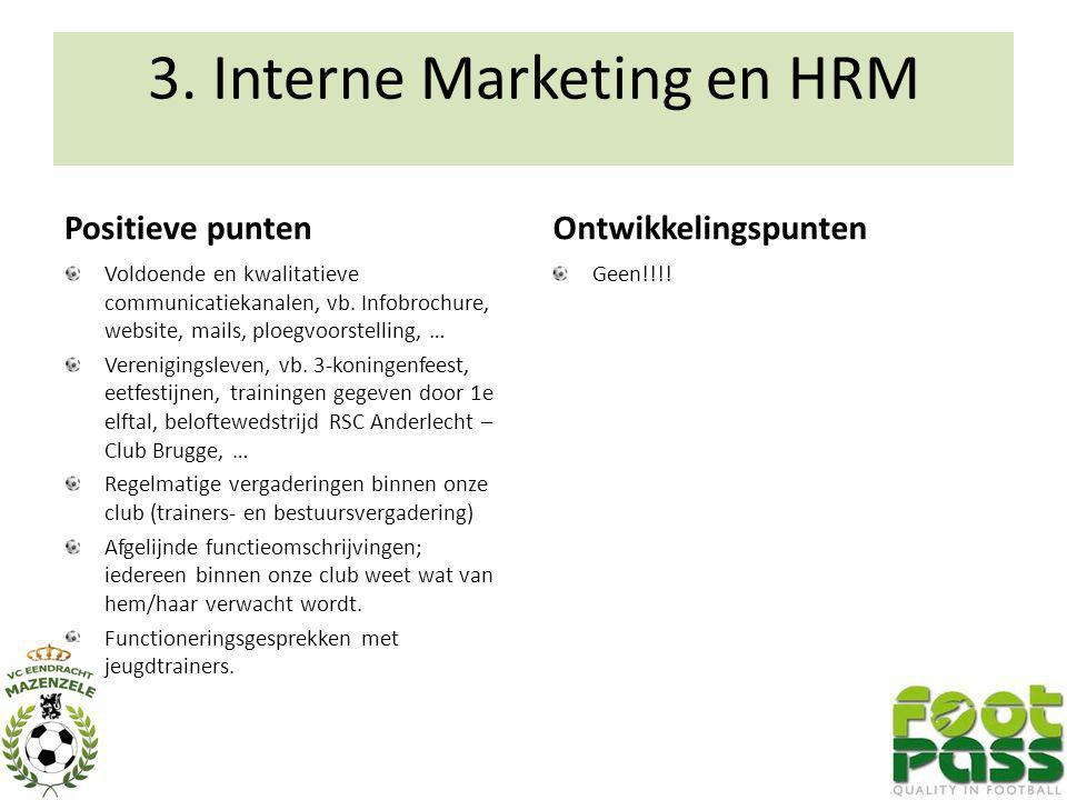 3. Interne Marketing en HRM