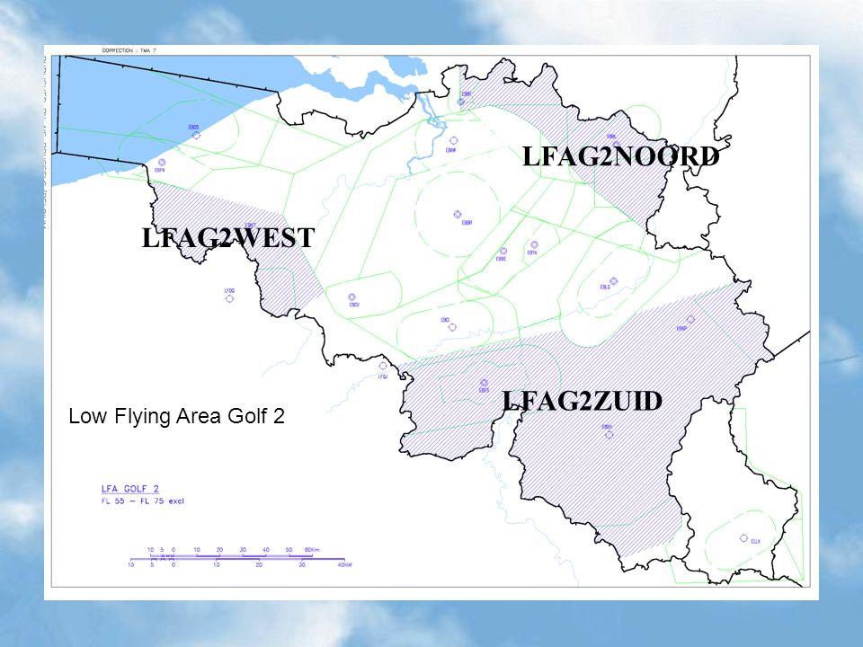 LFAG2NOORD LFAG2WEST LFAG2ZUID Low Flying Area Golf 2